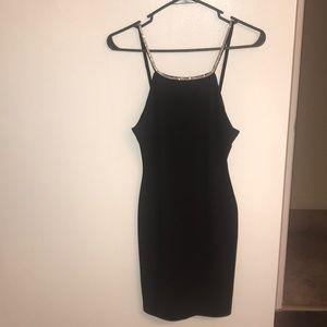 Super cute little black dress by Dainty Hooligan